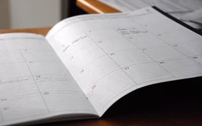 Diary Management – Supporting a whole range of businesses throughout the UK
